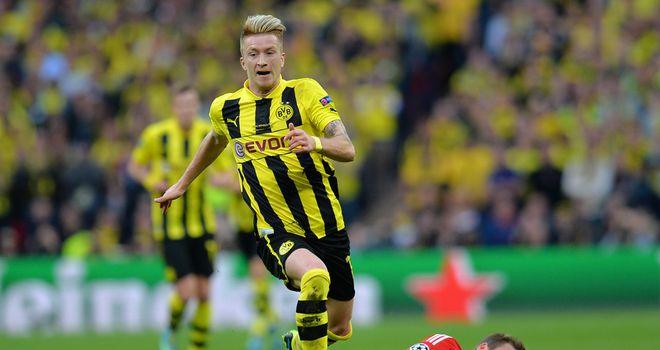Marco Reus: Praised by manager