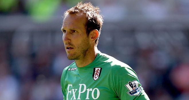 Mark Schwarzer: Admits his Fulham future is uncertain