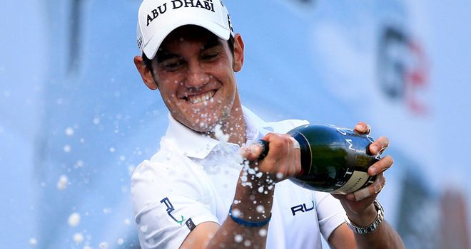 Matteo Manassero: Won fourth European Tour title