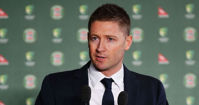 Michael Clarke: Australia captain's fitness is a concern ahead of Ashes
