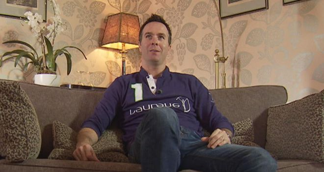 Michael Vaughan shares his best ever Owls XI