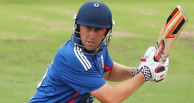 Rikki Clarke: named in England's 30-man provisional ICC Champions Trophy squad