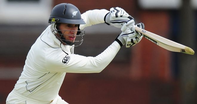 Ross Taylor: Relishing his return to England