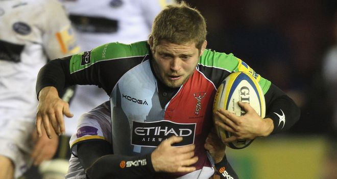 Chris Brooker is on his way to Worcester