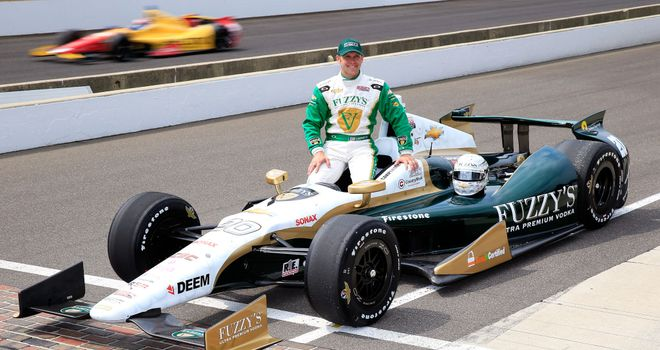 Ed Carpenter: American has won twice in 132 career starts in the IndyCar series