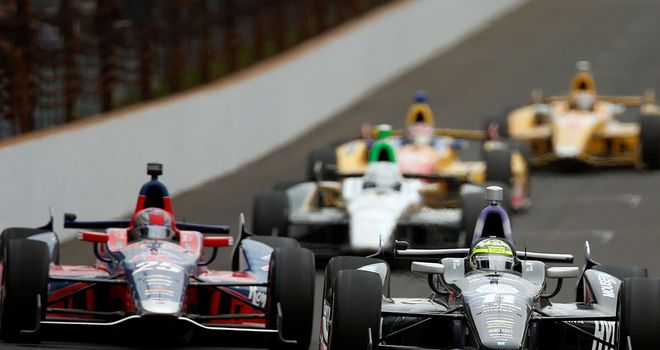 The IndyCar prepares for its season-ending finale