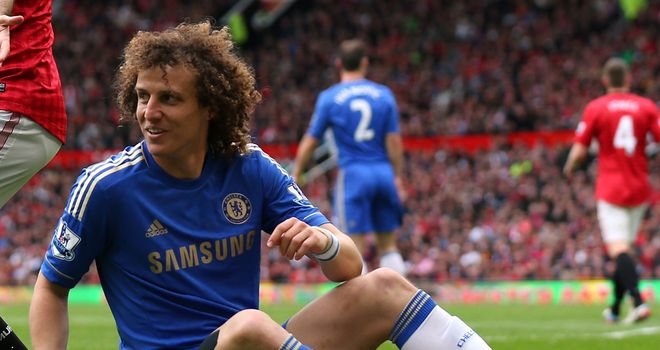 David Luiz: Laughing at 'Sideshow Bob' abuse