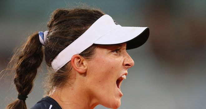 Laura Robson: Says her form will pick up