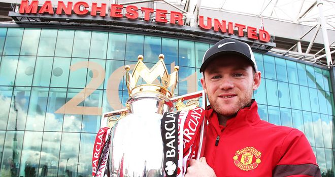 Rooney: could he move to Arsenal? Merse hopes so...