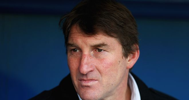 Tony Smith: Happy with his side's second-half display