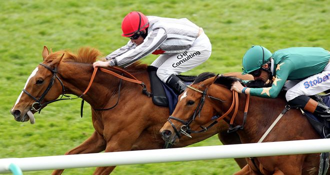 Talent gets the better of Lady Nouf to win the Pretty Polly Stakes