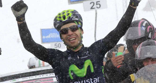 Giovanni Visconti: Rode to a memorable victory