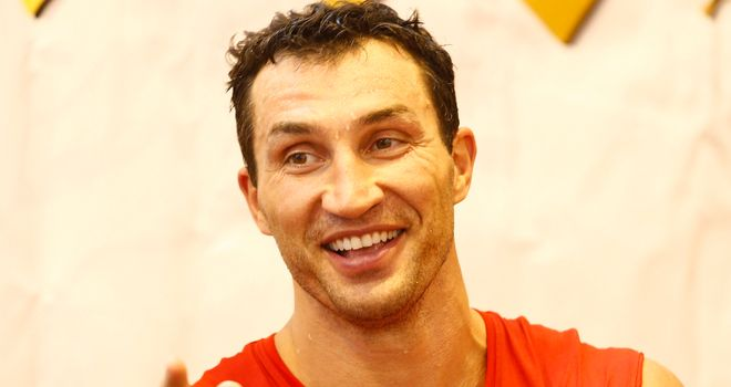 Wladimir Klitschko: Victory over Pianeta will do nothing for his legacy