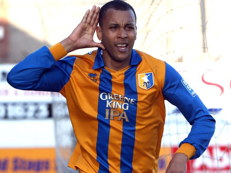 Matt Green: Striker moves from Mansfield to Birmingham