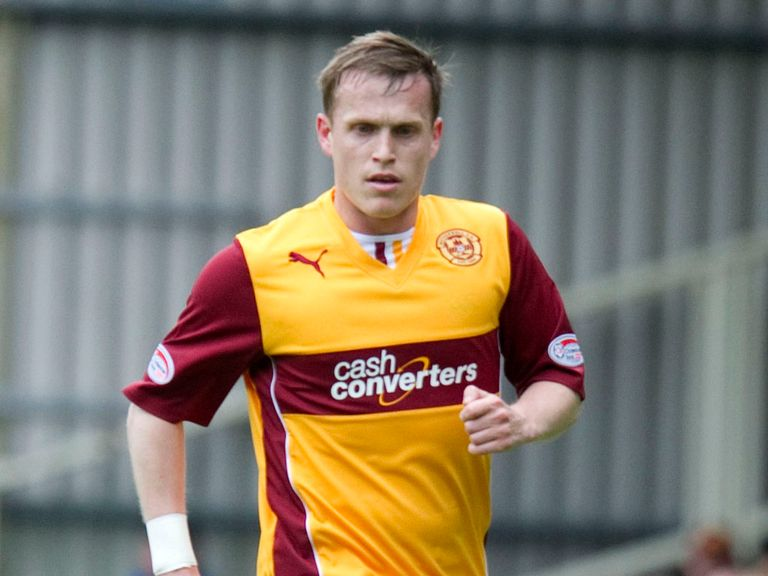 Steven Hammell: Motherwell defender drafted in by Scotland