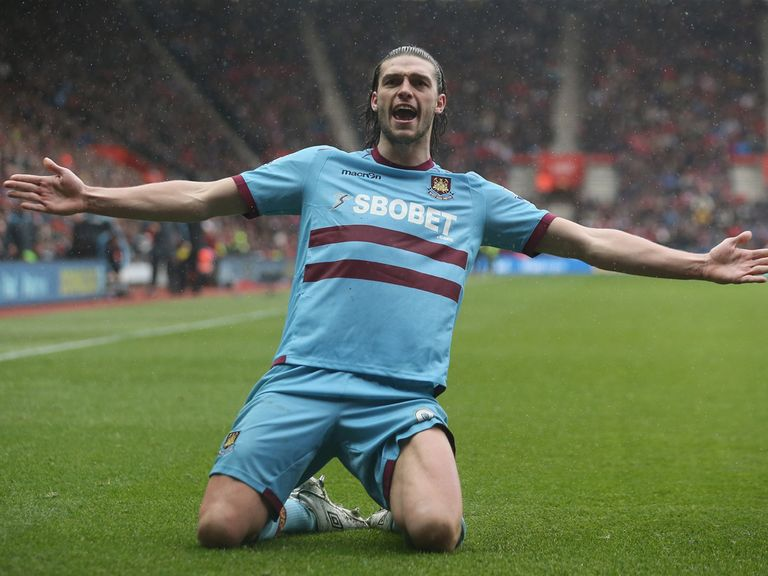 Andy Carroll: West Ham are keen to bring the striker back to Upton Park