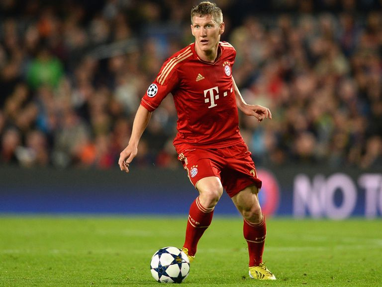 Bastian Schweinsteiger: Wants more success