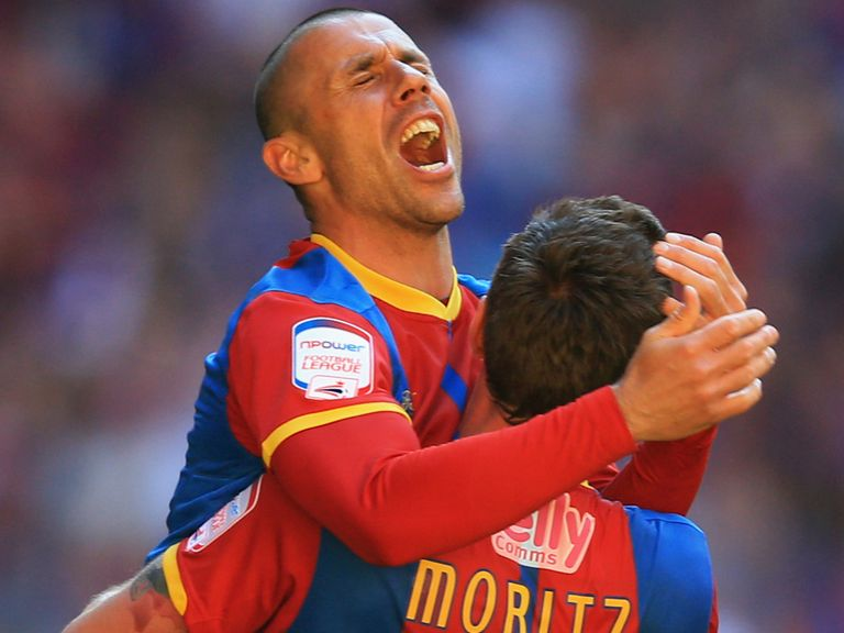 Kevin Phillips: Fired Palace into the Premier League
