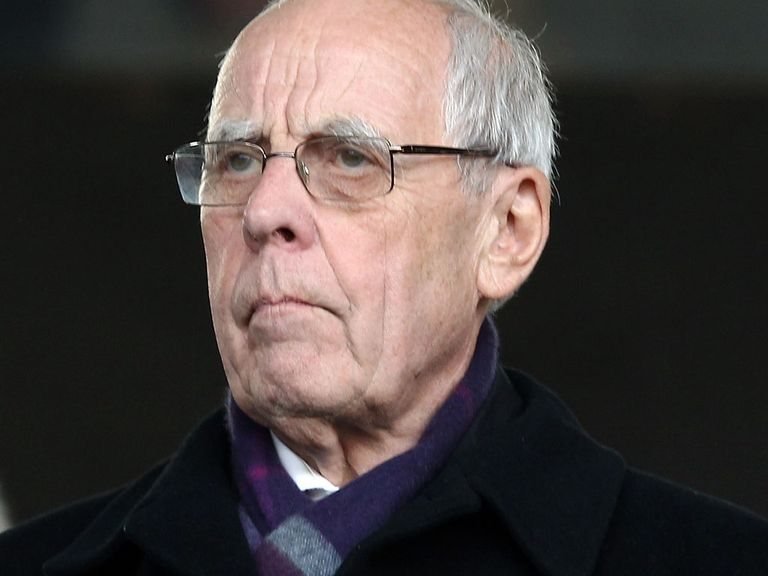 Peter Coates: 'Can't accept' what happened at Newcastle