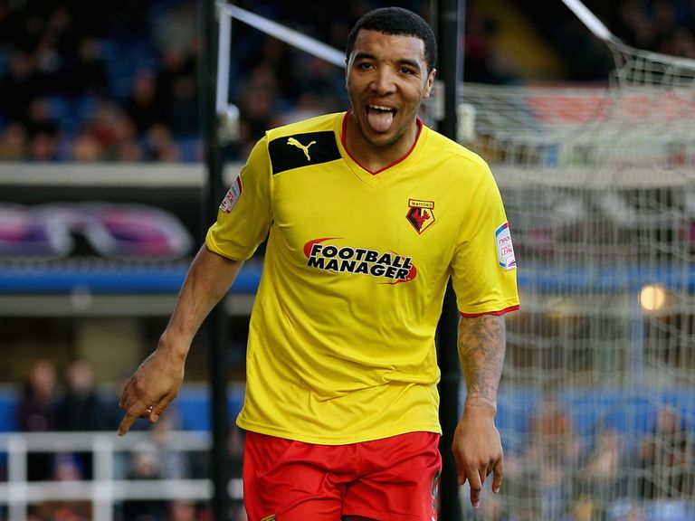 Troy Deeney: Superb in the second leg of the semi-final
