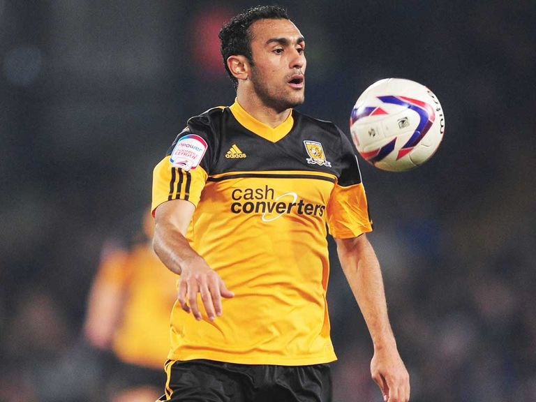 Ahmed Elmohamady: Now a Hull player on a three-year deal