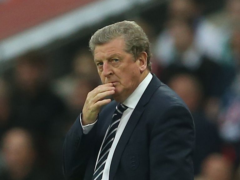 Roy Hodgson: Still feeling confident