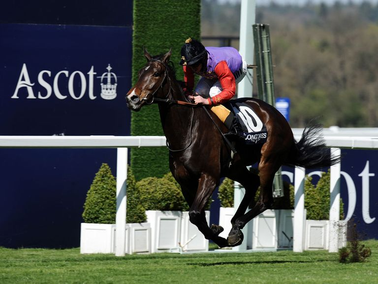 Estimate: Faces race to be fit to defend Royal Ascot crown