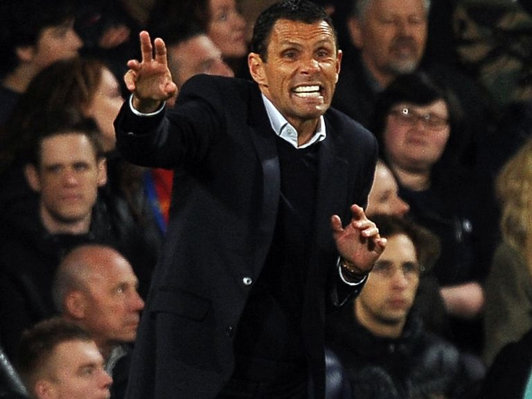 Gus Poyet: New man at the helm at Sunderland