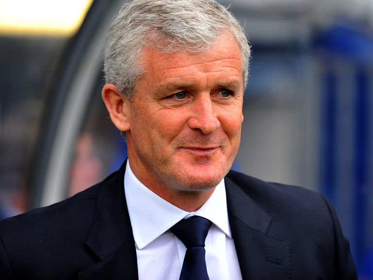 Mark Hughes: Would consider Everton job