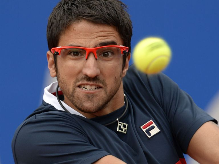 Janko Tipsarevic: Beaten by Daniel Brands