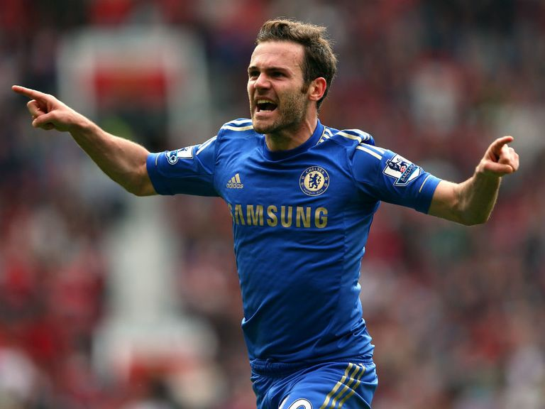 Juan Mata: Targets Premier League glory