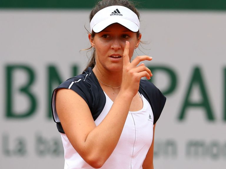 Laura Robson: A leading hope for GB