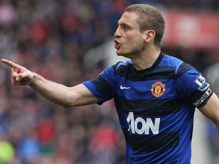 Nemanja Vidic: Out of Manchester United's tour