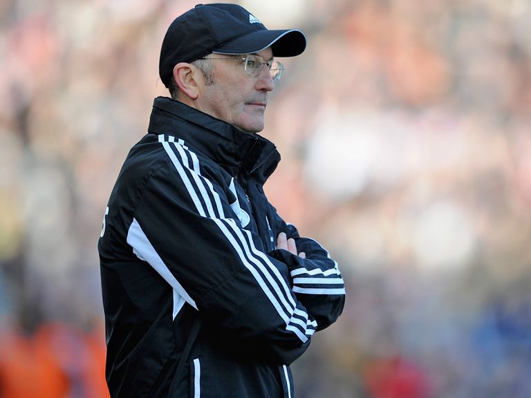 Pulis: In contention for Palace manager's job