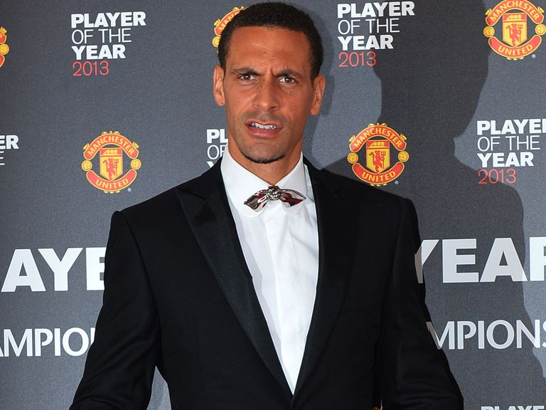 Rio Ferdinand: Looking to prove himself to Moyes