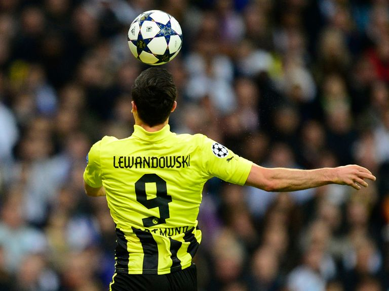 Robert Lewandowski: Expected to leave Borussia Dortmund next year
