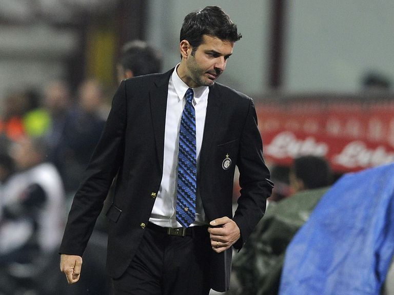 Andrea Stramaccioni: Dismissed by Inter Milan