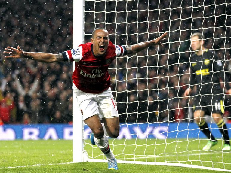 Theo Walcott: Made Newcastle pay in the reverse fixture and in scoring form