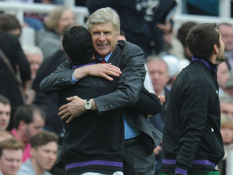 Arsene Wenger: Plenty to celebrate on Sunday