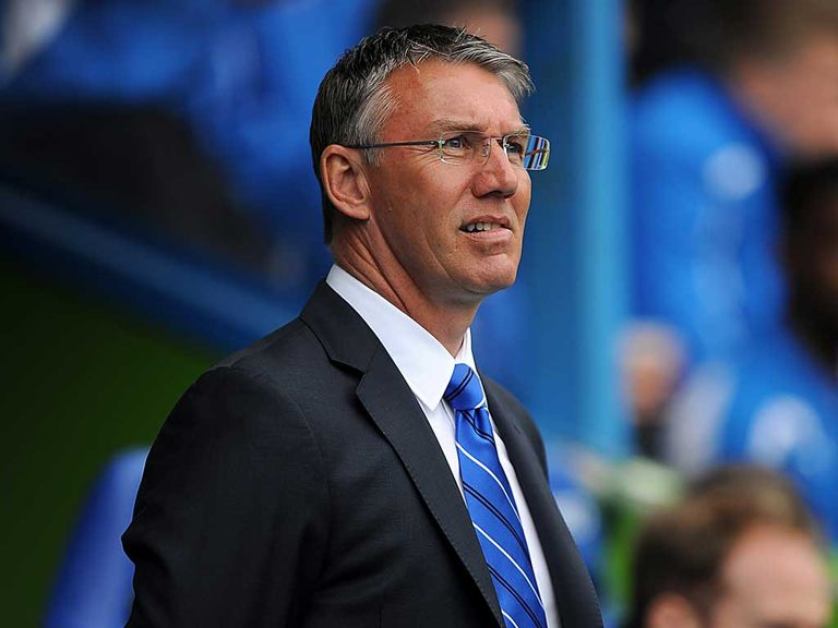 Nigel Adkins: Confident of immediate return to the Premier League with Reading