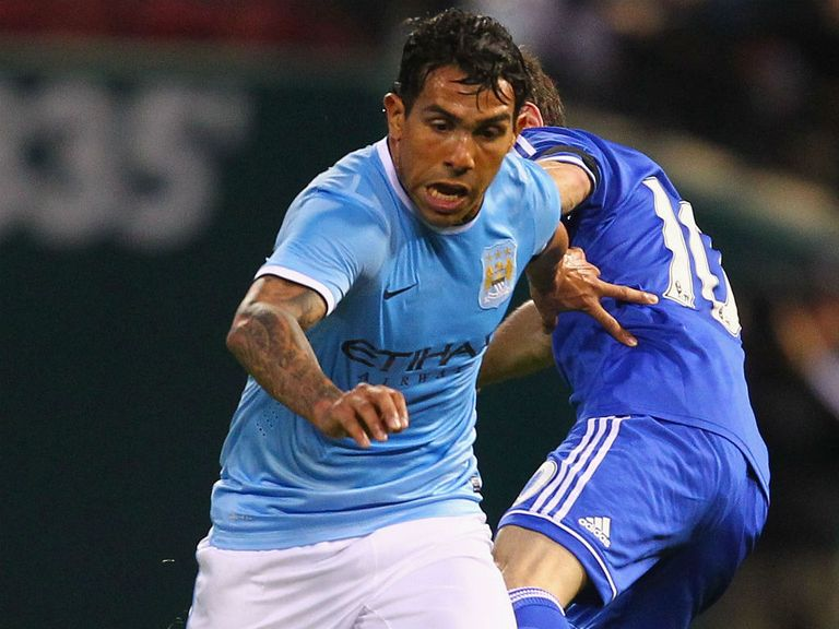 Carlos Tevez: Unsure over his future