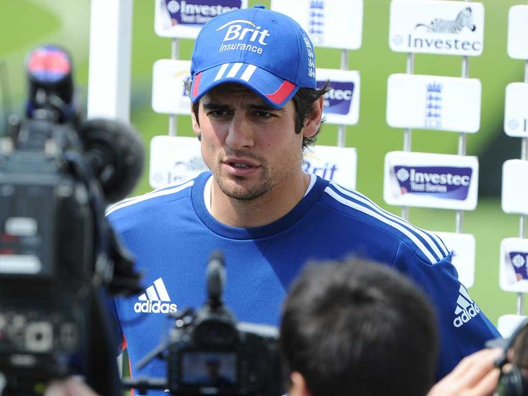 Cook: Happy with healthy competition