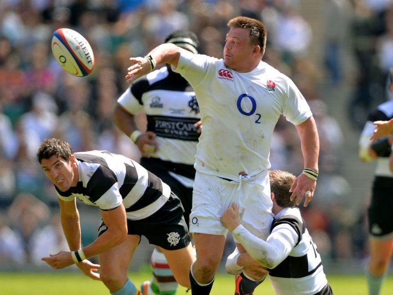 David Wilson: Will start against Ireland