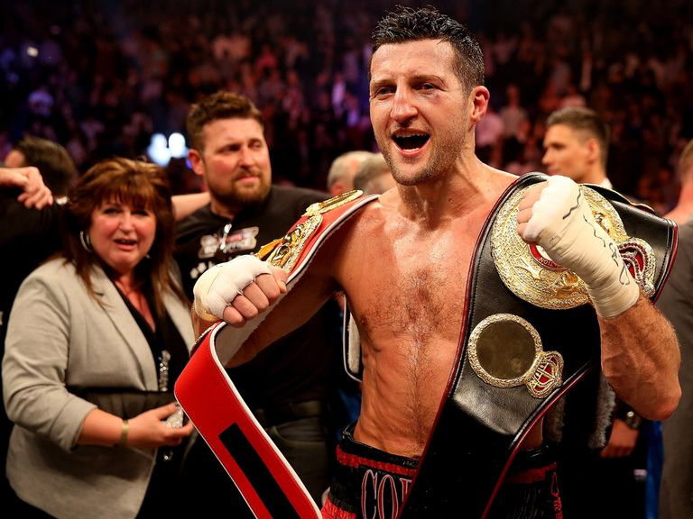 Carl Froch: Slow and robotic, says Cleverly