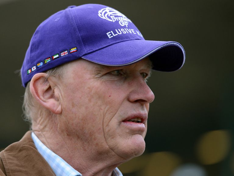 John Gosden: Loves the St Leger
