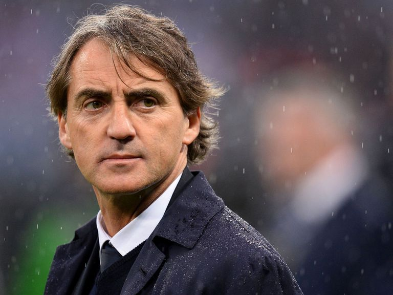 Roberto Mancini: Could be the new Galatasaray manager