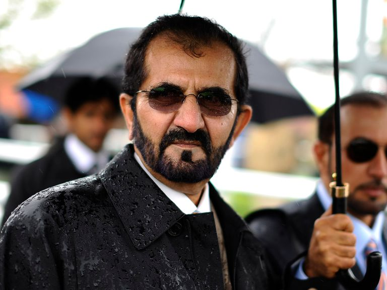 Sheikh Mohammed: Most successful owner in Group Two contest