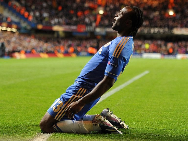 Victor Moses: Set to join Liverpool with Mamadou Sakho and Tiago Ilori