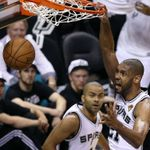 NBA Finals: San Antonio Spurs win game three to move 2-1 ahead | Sky Sports