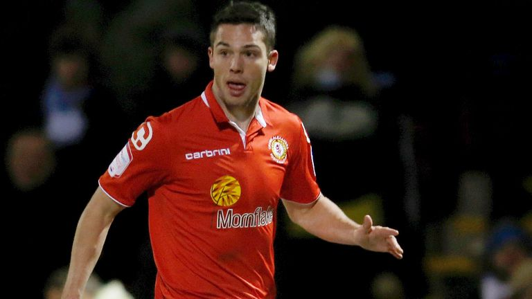 Brad Inman: Hopeful of completing Crewe move